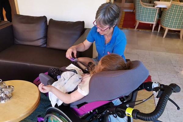 Ein Stück Normalität für Familien mit schwer erkrankten Kindern