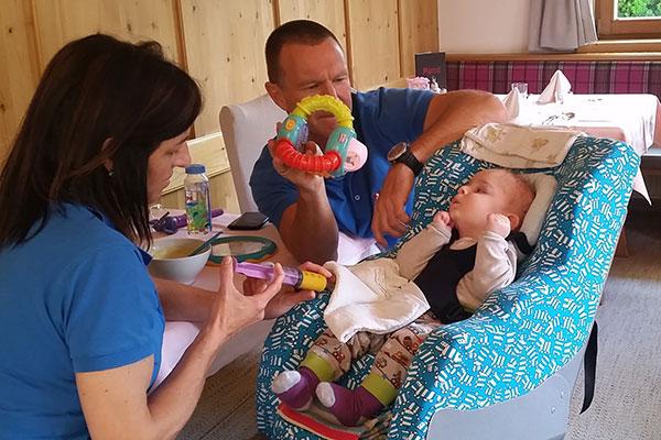 Pflege Arche Herzensbrücken - Auszeit für Familien mit kranken Kindern