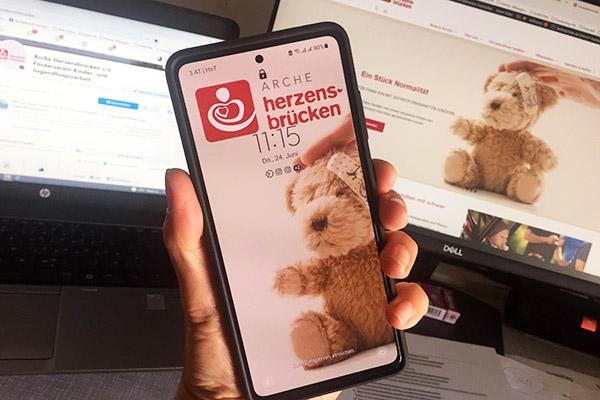 Telefon Arche Herzensbrücken / Förderverein Kinder- & Jugendhospizarbeit