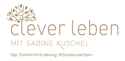 Logo clever leben Sabine Kuschel