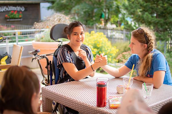 Arche Herzensbrücken Auszeit für schwer krankte Kinder und ihre Familien - Kinderhospizarbeit in Tirol